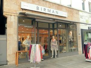 Birman Fashion Wilhelmstr. Reutlingen