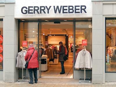 GERRY WEBER womenswear Wilhelmstr Reutlingen
