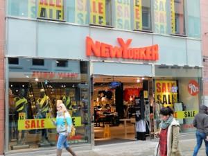 NewYorker Mode Wilhelmstr. Reutlingen