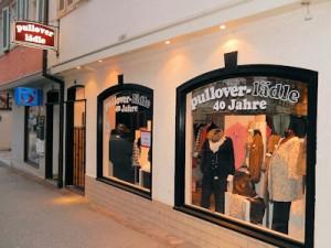 Pullover Lädle Rathausstr. Rutlingen