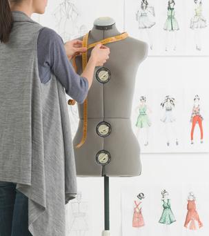 Basis der Stilberatung ist die exakte Figuranalyse