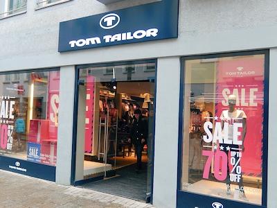 Tom Tailor Wilhelmstr. Reutlingen