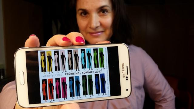Die 10 Modefarben des Jahres in der Übersicht