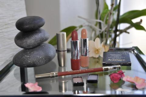 make-up trend von Arabesque im Frühjahr und Sommer 2017