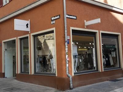 mascerada Mode Wilhelmstr Ecke Oberamteistr Reutlingen