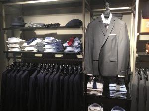 elegante und moderne Business-Garderobe