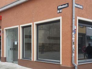 Der Mascarada-Laden steht seit einigen Tagen leer.