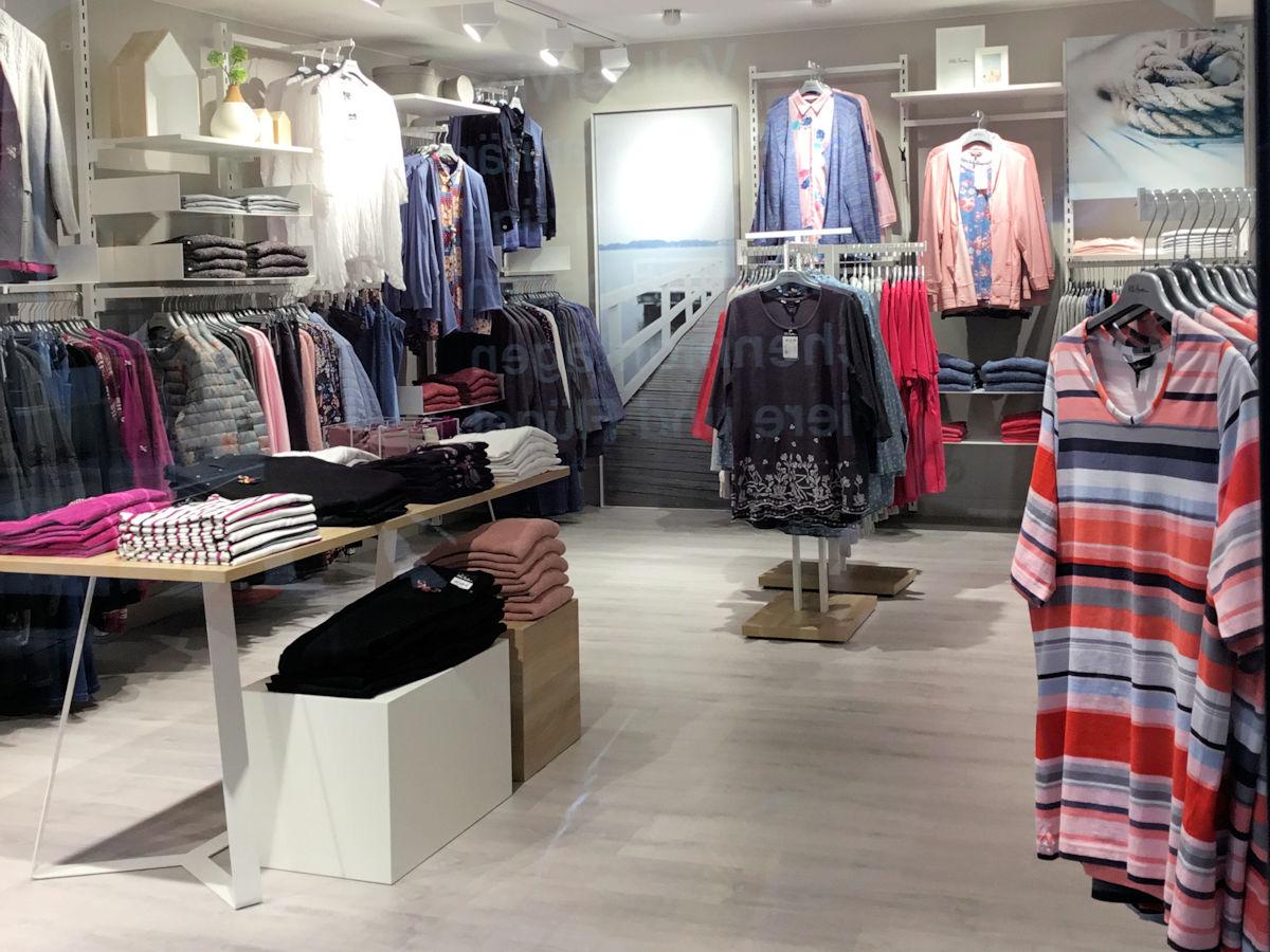Ulla Popken in Reutlingen im neuen Store-Design